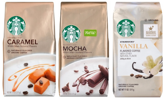 new starbucks flavored coffee coupon