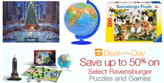 Puzzles and Games sale