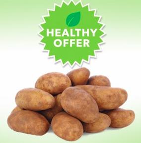 Save on Potatoes