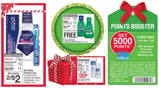 Walgreens 4-Day Ad