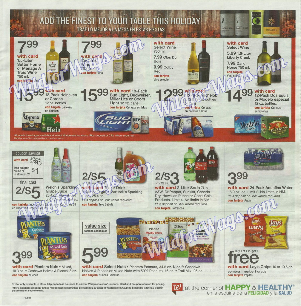 Walgreens Ad Scan Black Friday Part 1 11-22-15 pg 3v