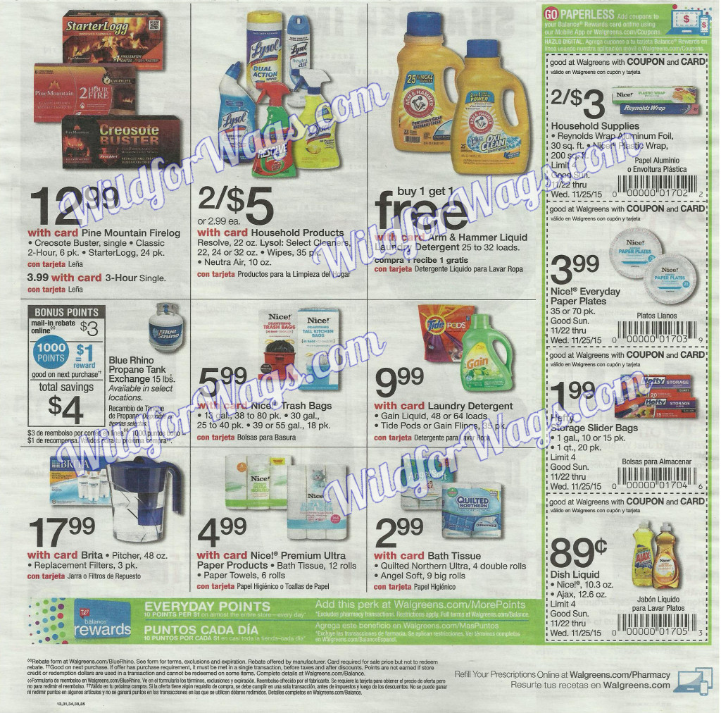 Walgreens Ad Scan Black Friday Part 1 11-22-15 pg 5g