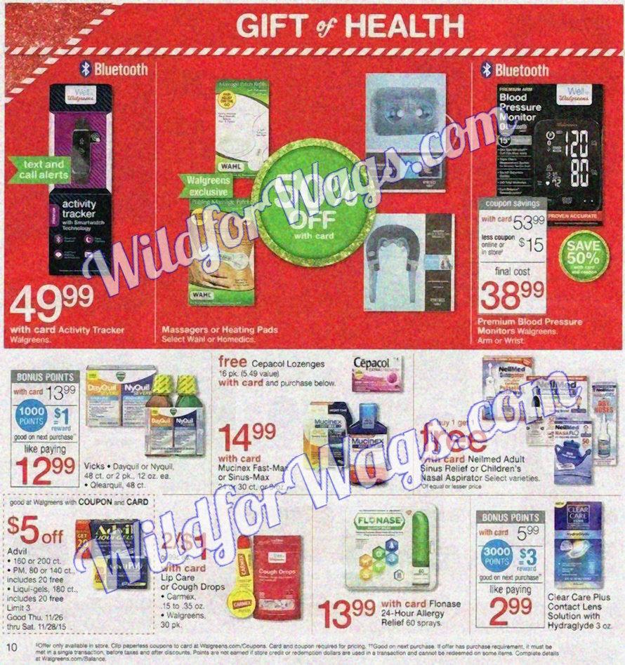 Walgreens Black Friday Ad Scan pg10f