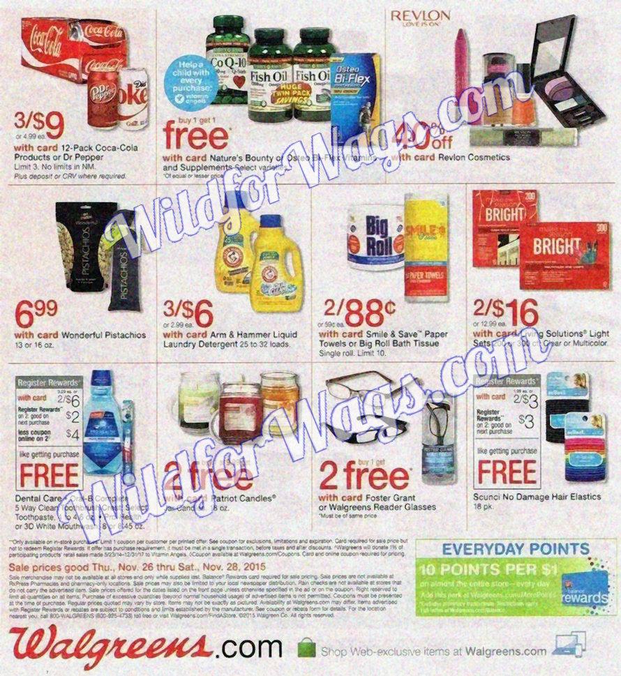 Walgreens Black Friday Ad Scan pg12c