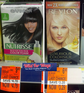 Clearance - Clairol, Chapstick & More!