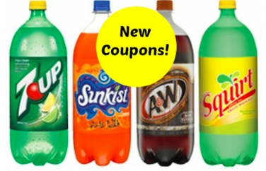 New Soda Coupons
