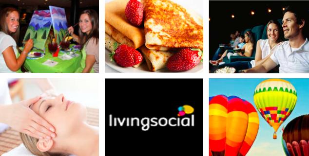 LivingSocial Coupon Code