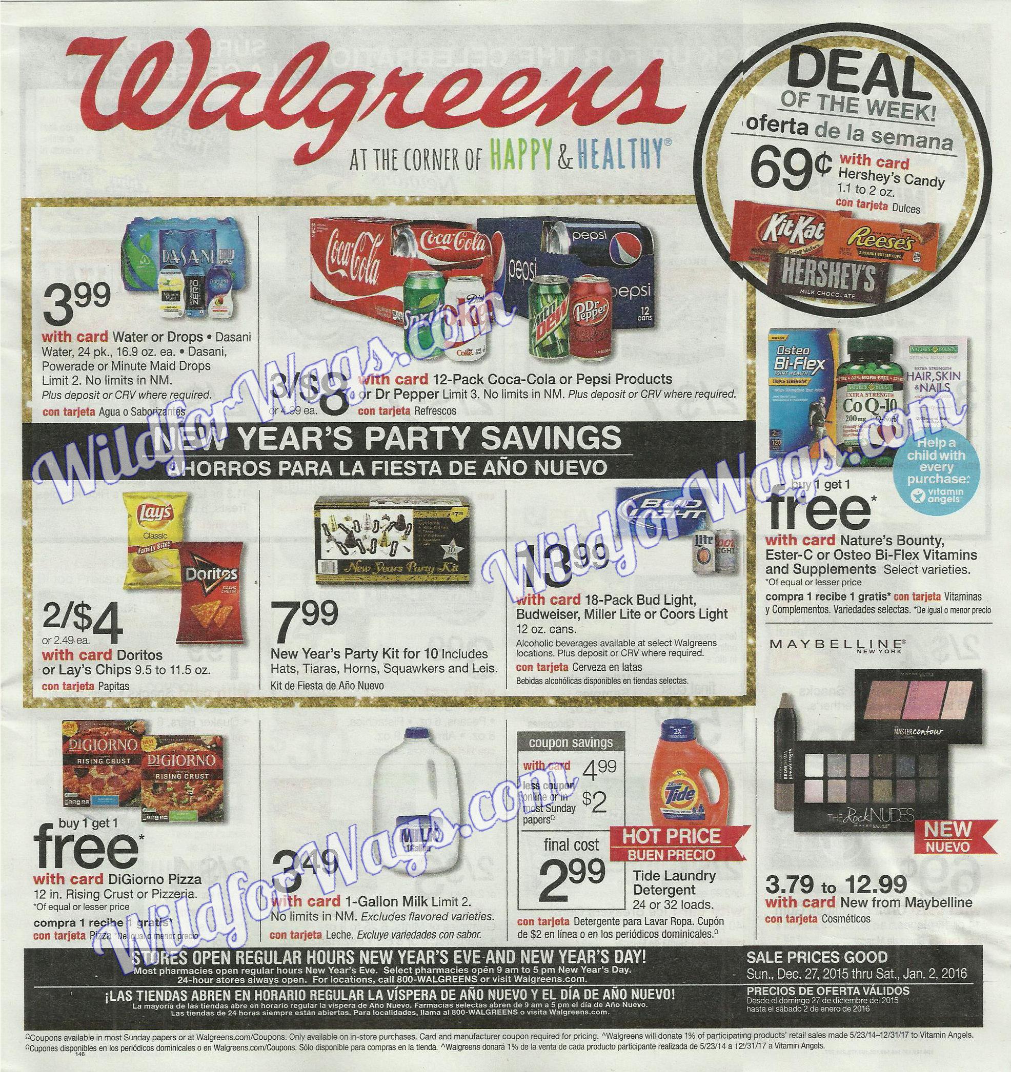 WALGREENS WEEKLY AD — Page 59