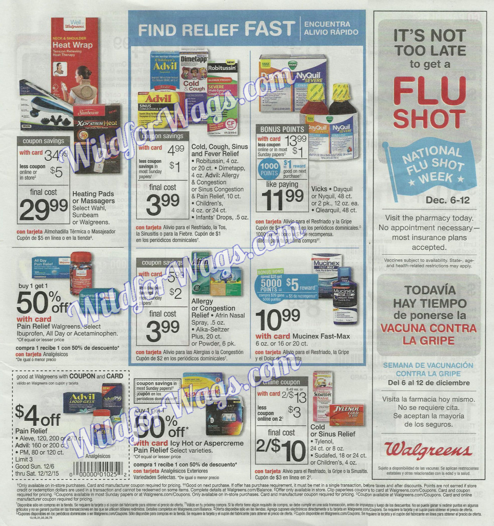 Walgreens Ad Scan 12-6-15 pg29u