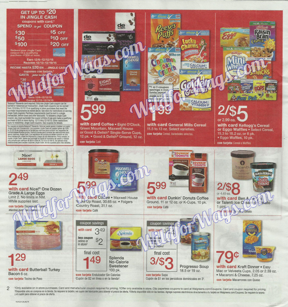 Walgreens Ad Scan 12-6-15 pg2h