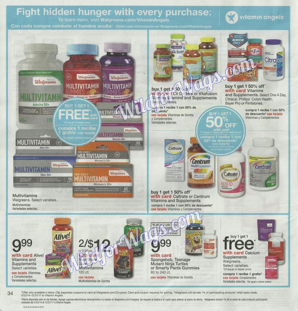 Walgreens Ad Scan 12-6-15 pg34r