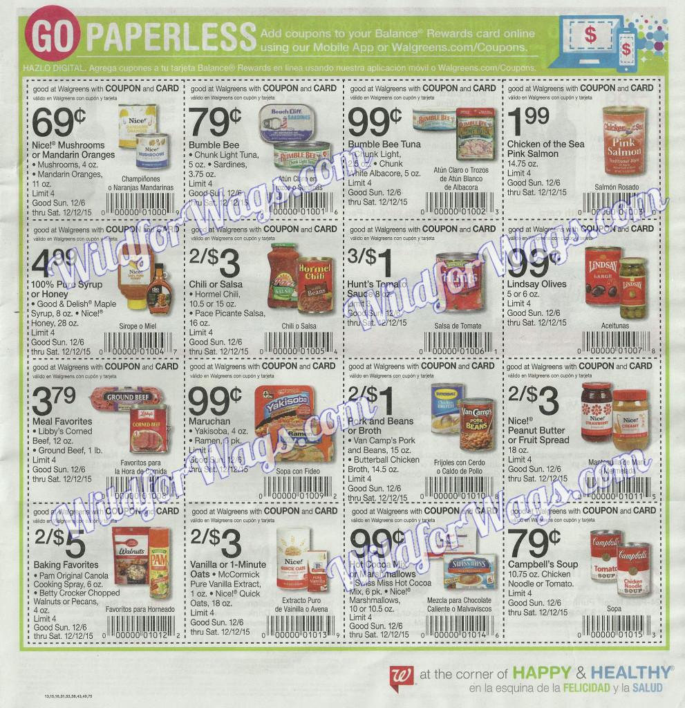 Walgreens Ad Scan 12-6-15 pg3k
