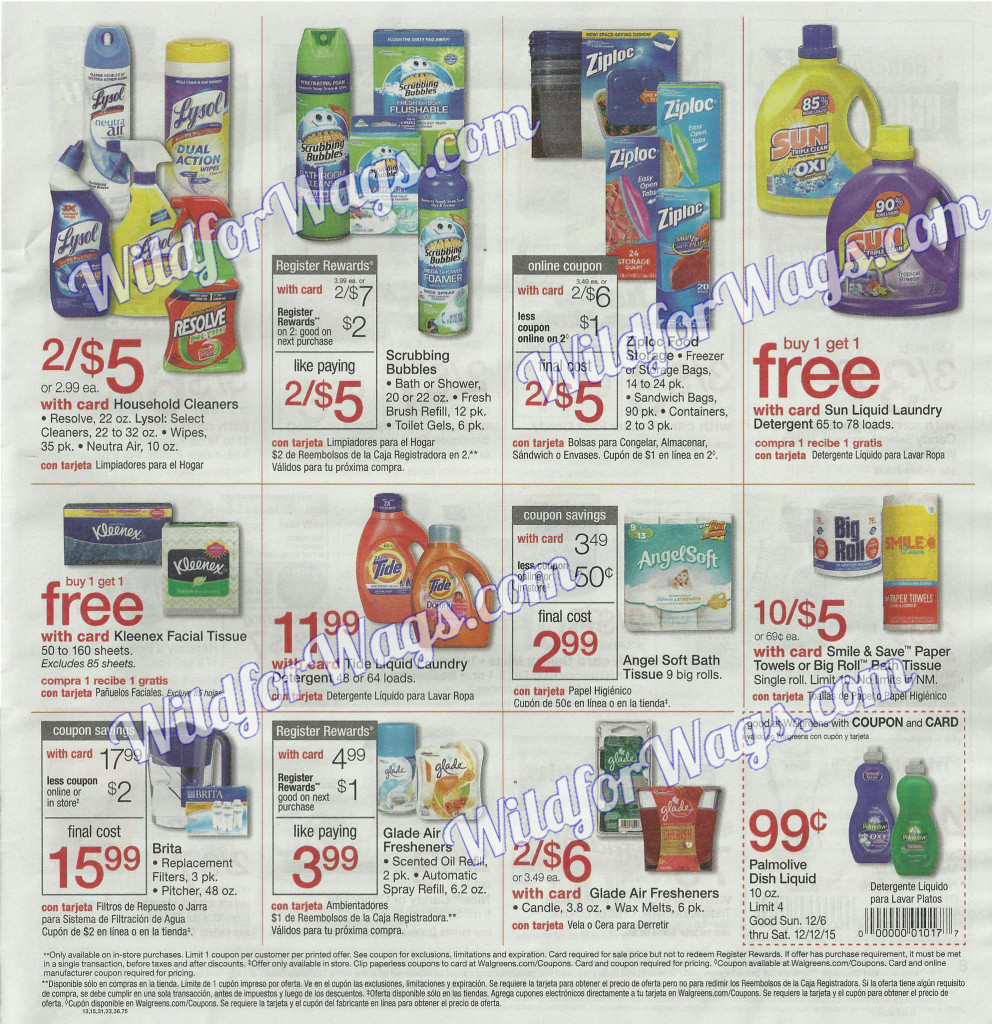 Walgreens Ad Scan 12-6-15 pg7g