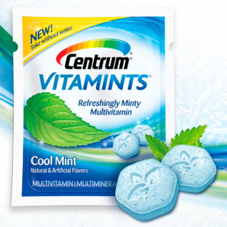 Centrum Vitamints Sample