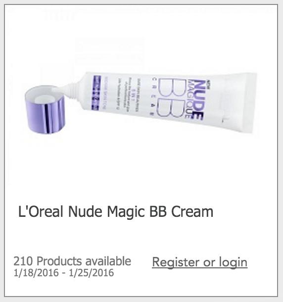 L'Oreal Nude Magic BB Cream