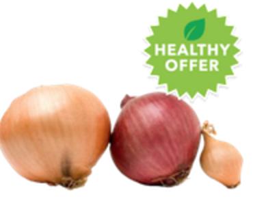 Onions SavingStar offer