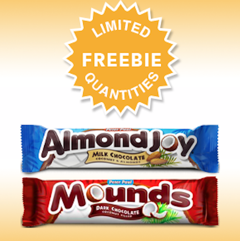 Free Chocolate Offers