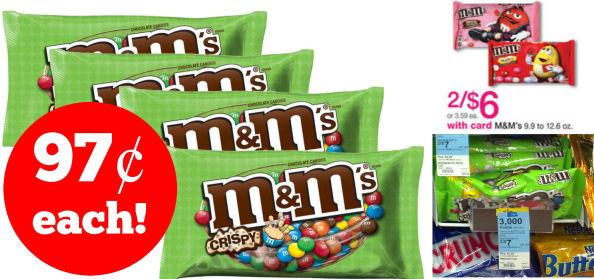 m&m crispy deal