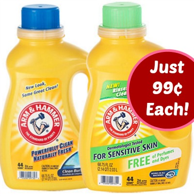 Arm and hammer washing soda printable coupon
