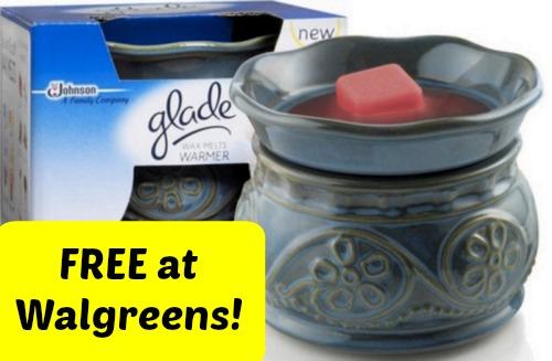 Free Glade at Walgreens