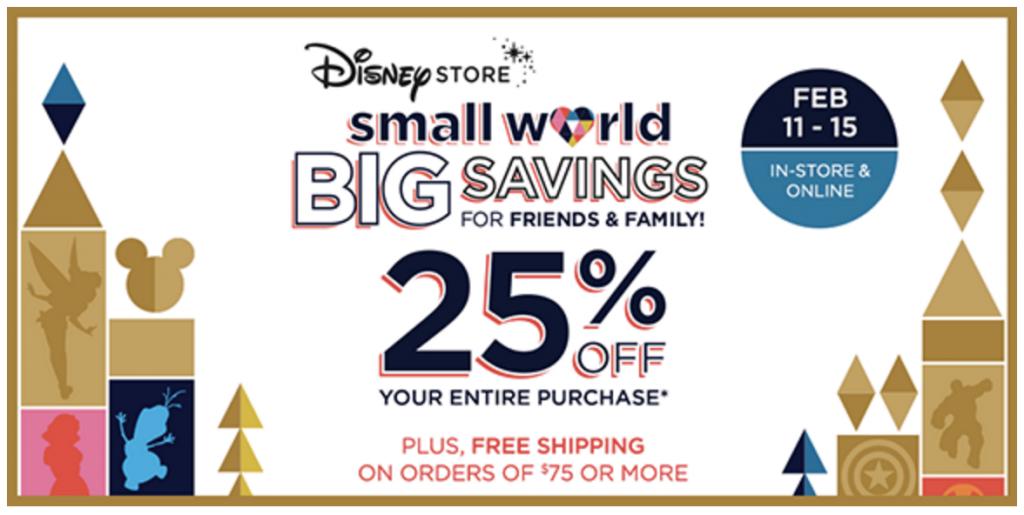 Disney Store Coupon Code