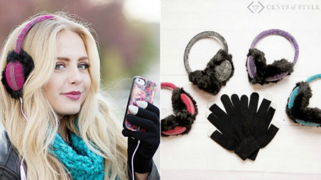 Cents of Style earmuffs