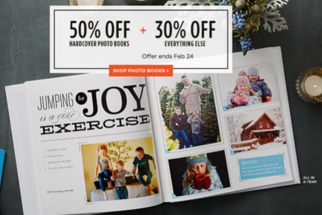 Shutterfly discounts and coupons