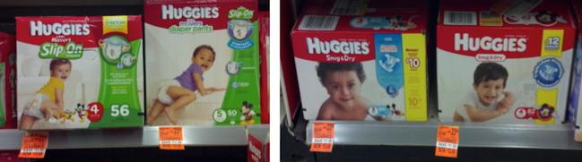 Huggies Clearance