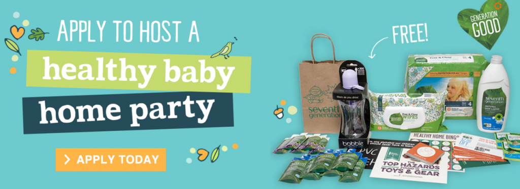Seventh Generation Happy Baby Party