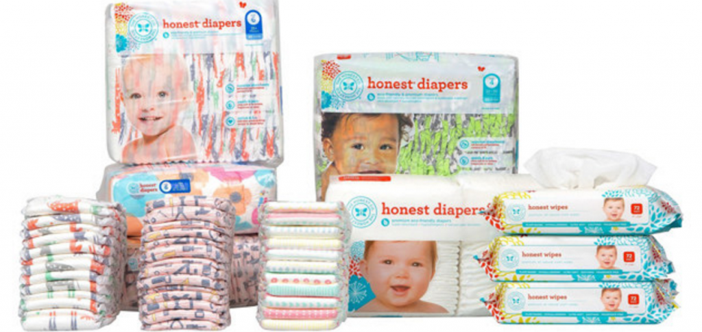 Honest Company Diaper sale
