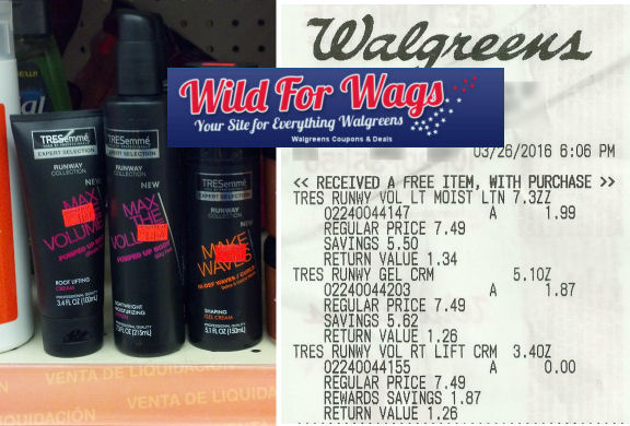 Tresemme clearance