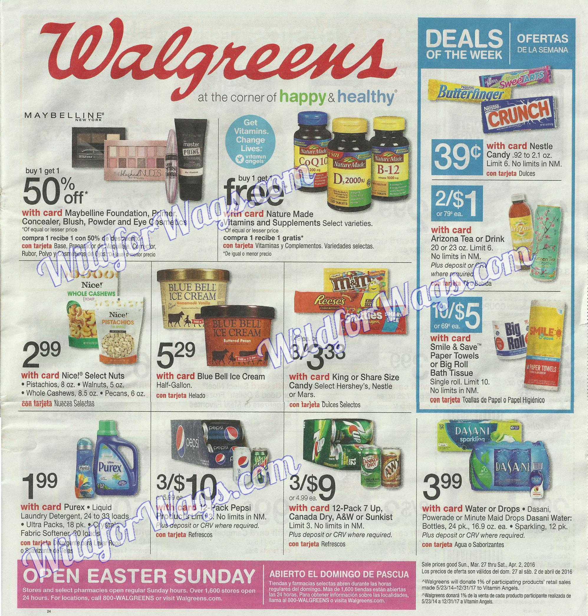 Walgreens black friday coupon match up 2018 / Cashback freebies