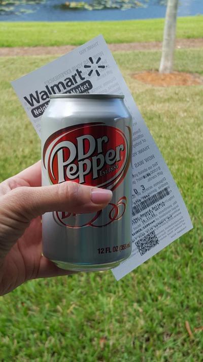 Diet Dr Pepper Summer FUNd