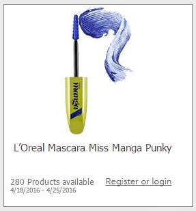 L'Oreal Mascara