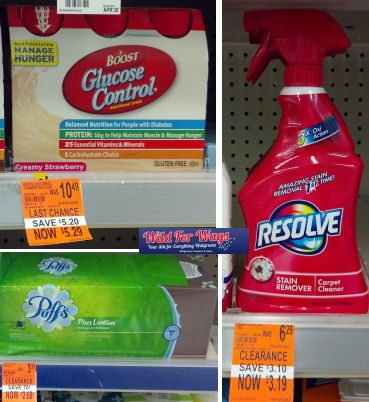 More Clearance deals