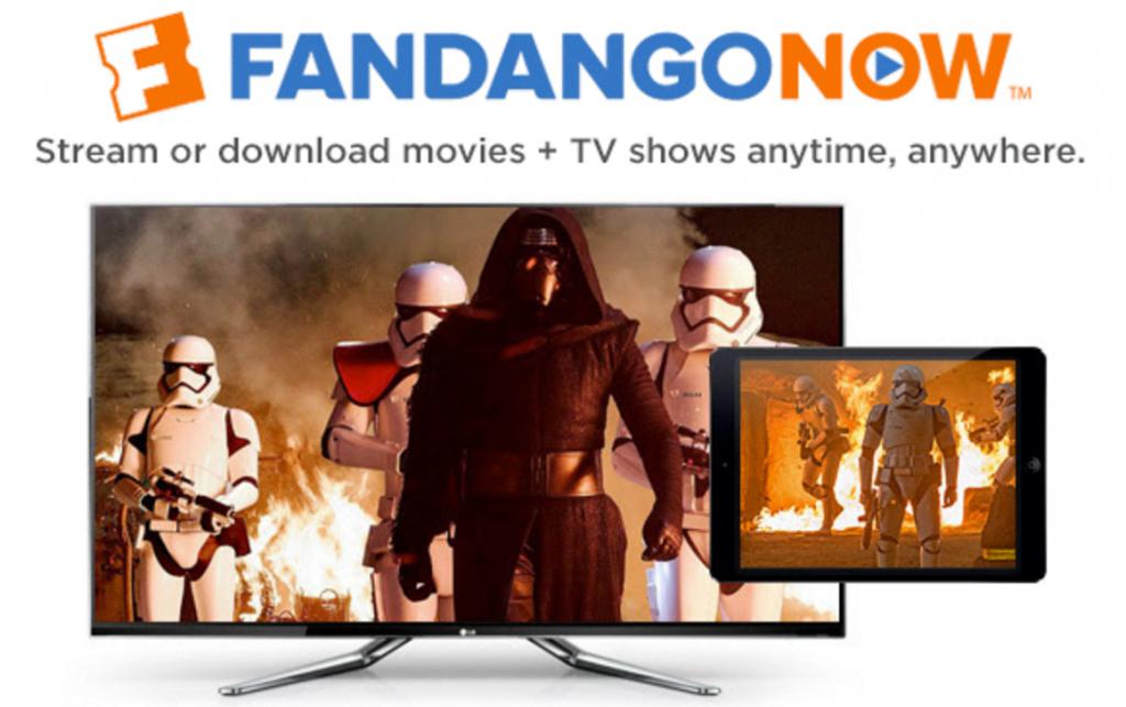 FandangoNOW free credit