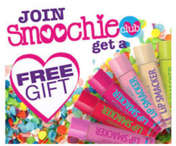 Free Lip Smackers