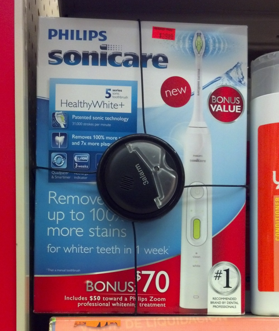 Sonicare Clearance