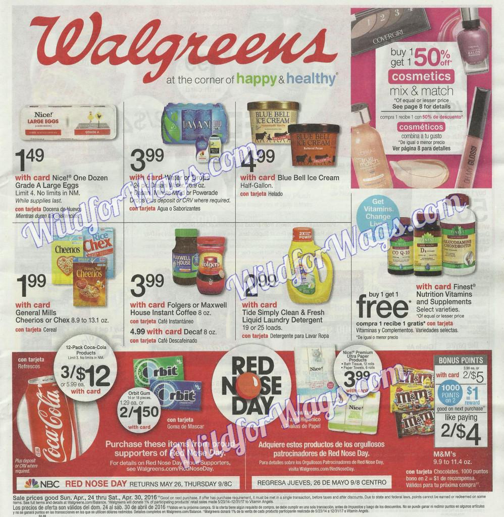 Walgreens Ad Scan 4-24 pg1c