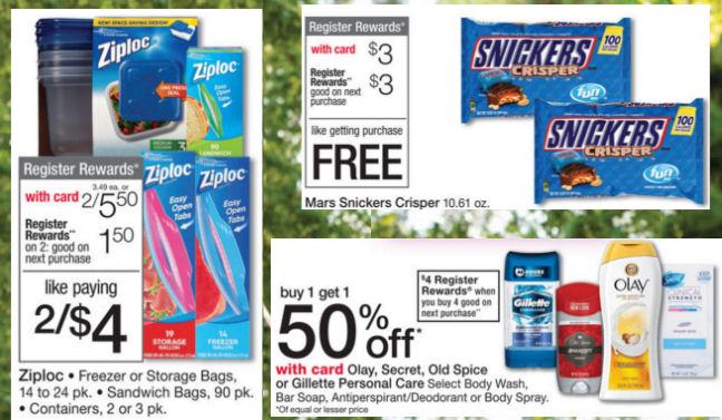 Walgreens Weekly Ad & Coupons - 4/17/16