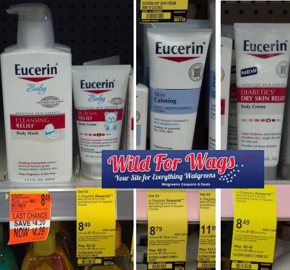 Eucerin lotions deal