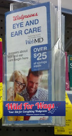 Eye and Ear Care booklet
