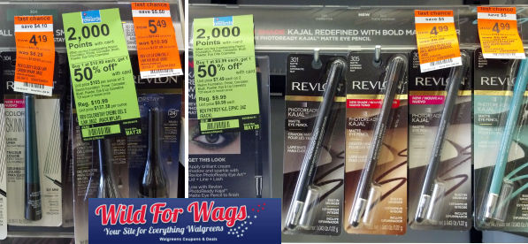 Revlon Eye Liners clearance