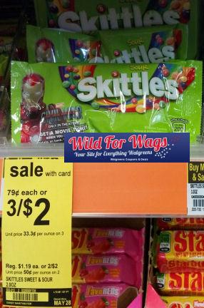 Skittles sour deal