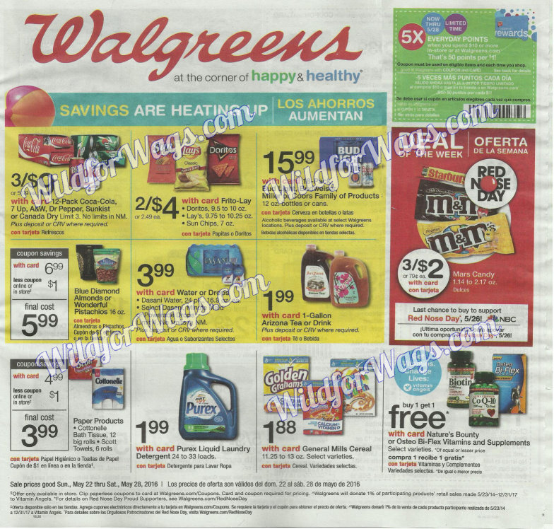 Walgreens Ad Scan 5-22 pg1y