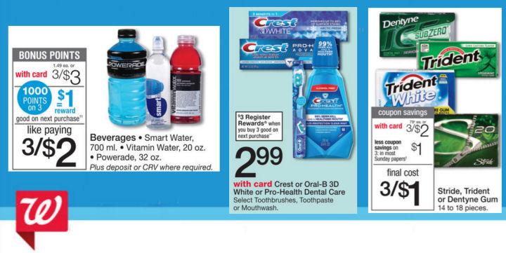 Walgreens ad 5 22