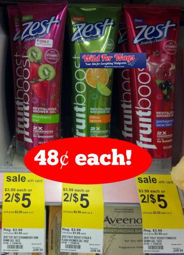 Zest Fruit Boost deal