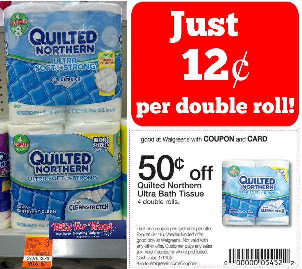 quilted northern clearance deal