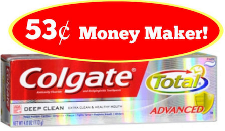 new coupon for money making colgate
