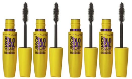 Maybelline Mascara coupons